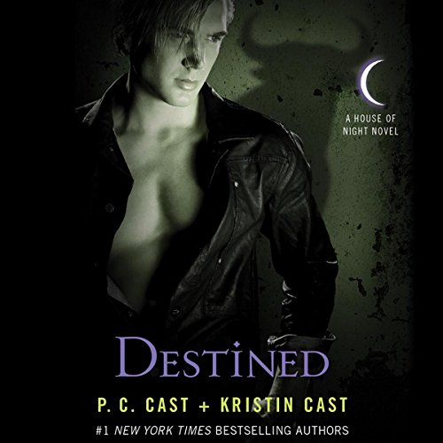Couverture de Destined