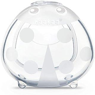 haakaa - Breast Shells Milk Saver Nursing Cups Breast Milk Collector (75 ml) Shells Breast Milk Catcher for Nursing Moms, ...