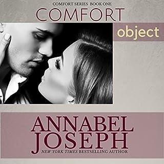 Comfort Object audiobook cover art