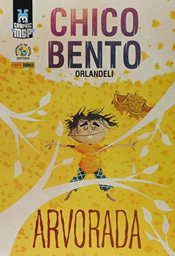 Graphic Msp - Chico Bento Arvorada Brochura