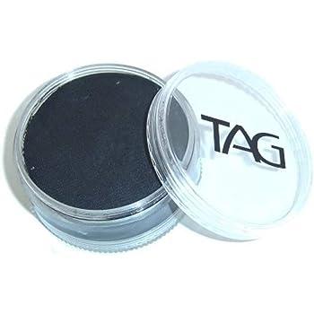 TAG Face Paints - Black (90 gm)