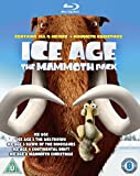 ice age blu ray collection - Ice Age 1-4 plus Mammoth Christmas: The Mammoth Collection  [Blu-ray] [2002]
