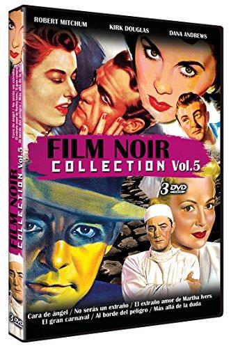 Film Noir Collection Vol. 5: Cara de Ángel + No serás un...