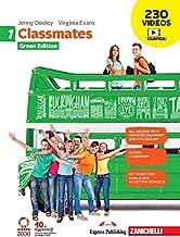 Scaricare Libri Classmates. Corso di inglese per la scuola secondaria di primo grado. Green edition. Per la Scuola media. Con e-book. Con espansione online: 1 PDF