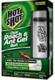 Hot Shot Ultra Clear Roach & Ant Gel Bait, Pack of 3