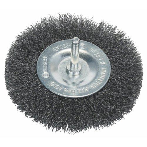 Bosch Professional 1609200274 Schleifzubehör Scheibenbürste 100 mm Fein
