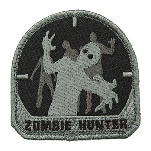Mil Spec Monkey MSM Zombie Hunter Patch-Multicam-Woodland-SWAT