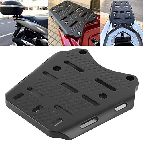 Ladieshow Luggage Carrier Bracket Motorcycle Rear Luggage Rack CNC Aluminum Alloy Bracket Fit for PCX 125 150 2014-2019