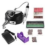 Vislone 30000r Esmalte de uñas eléctrico Extracción de herramientas Máquina de taladrar Nail-art Equipos Manicura Producto Profesional Uñas Pulidores Kits Nails Salon Tools JMD-202