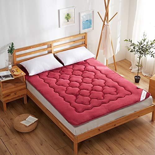 YPSM Tragbar Tatami Bodenmatratzeratze Faltbares Bett Sleeping Pad,Tatami...
