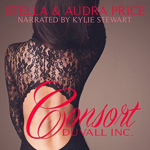 Consort audiobook cover art