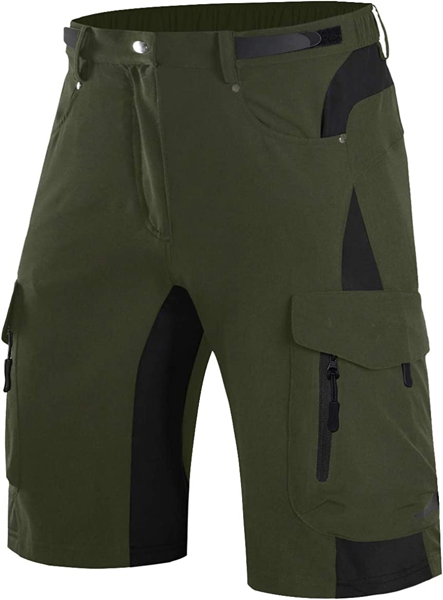 Wespornow Men's-Hiking-Shorts Tactical Lightweight-Quick- Shorts Over item handling Over item handling ☆