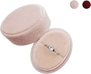 Best velvet ring box vintage Reviews