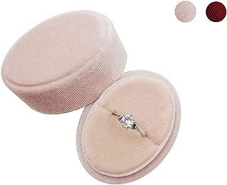 velvet ring box vintage