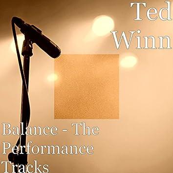 Balance: The Performance Tracks