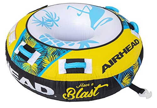 Airhead Blast   1 Rider Towable Tube for Boating