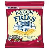 Walkers Bacon - Biglietto per patatine fritte (Std x 24 x 1)