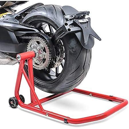 Constands Einarm Montageständer Ducati Hypermotard 939 16 18 Rot Hinterrad Single Classic Motorrad Inkl Adapter Auto