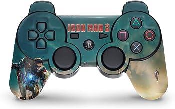 Skin Adesivo para PS3 Controle - Homem De Ferro
