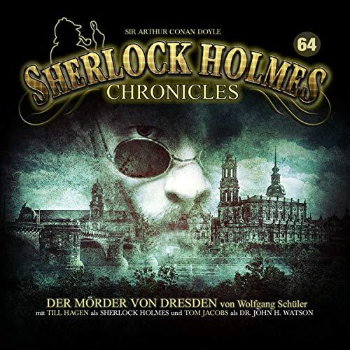 Der Mörder von Dresden audiobook cover art