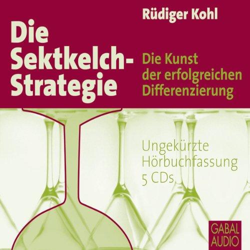 Die Sektkelch-Strategie Titelbild