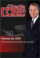 Charlie Rose (February 16, 2005)