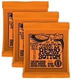 Ernie Ball 2215 Skinny Top Heavy Bottom (3-pack)