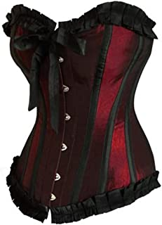 Alivila.Y Fashion Corset Women's Bowknot Waist Training Corset