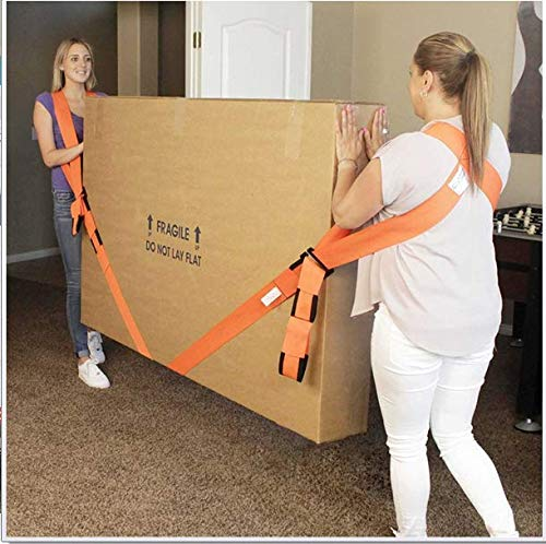 BHB-AY Huishoudelijke meubels handling riem mobiele onderarm heftruck tillen mobiele riem dragen touw transport riem pols riem huis mobiele handige tools