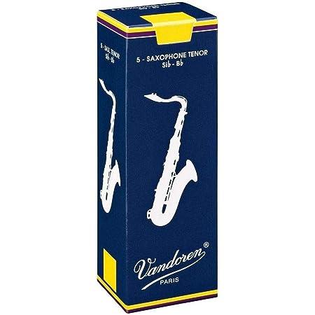 Vandoren SR223 5 Anches pour Saxophone Ténor 3