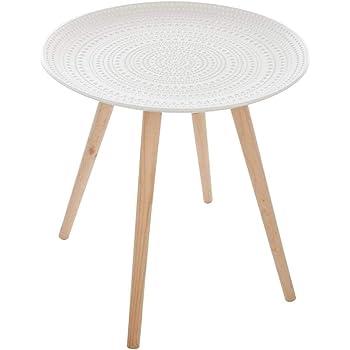 petite table basse Table basse d/écorative en bois 36/x/30/cm