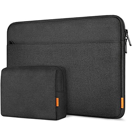 Inateck Tasche Hülle Kompatibel mit 14 Zoll MacBook Pro M1 2021/13 Zoll MacBook Air 2012-2017, MacBook Pro 2012-2015/13,5 Surface Laptop4/3, MateBook D14, Notebook Sleeve Schutzhülle Case