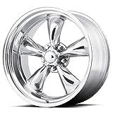 American Racing Torq Thrust II 22x11 5x4.5' +18mm Chrome Wheel Rim 22' Inch