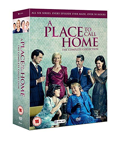 A Place to Call Home - Series 1 -6 Complete [DVD] [Reino Unido]