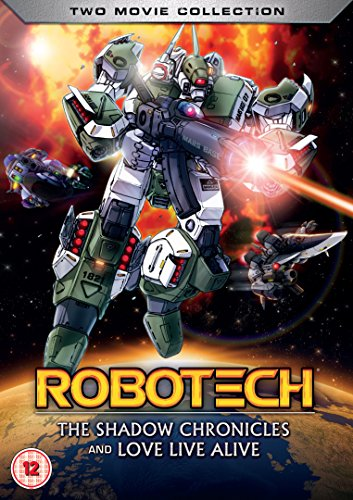 Photo of Robotech – The Shadow Chronicles & Love Live Alive TWO-MOVIE COLLECTION [DVD]