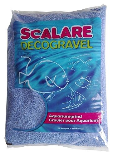 SCALARE Padova Gravier pour Aquariophilie 4 kg 2-3 mm
