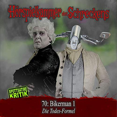 Page de couverture de Bikerman 1 - Die Todes-Formel
