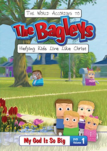 Price comparison product image The Bagleys: My God is So Big
