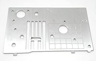 HONEYSEW Needle Plate (A) for Brother CE1100PRW CE4400 CE-5500 XE6468101, XE6469001,XE6468001