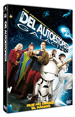 Guía del autoestopista galáctico DVD