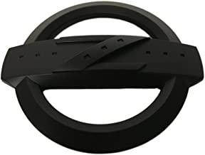 N-ZB x1 Matte Black Z Emblem / Decal Replaces OEM 350Z 370Z Grille / Trunk Badge