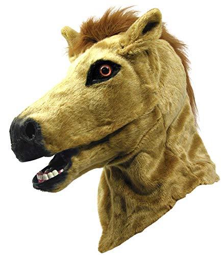 Forum Novelties 79473 - Máscara de caballo con boca en movimiento, unisex, talla única
