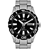 orologio meccanico uomo Lorenz Shark II sportivo cod. 030107DD