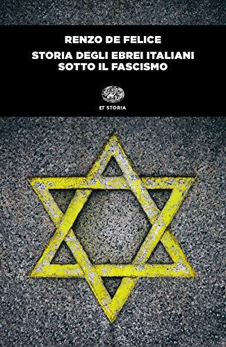 Storia degli ebrei italiani sotto il fascismo