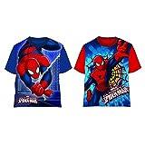 Camiseta manga corta de Spiderman 8 años