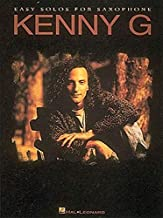Kenny G - Easy Solos for Saxophone
