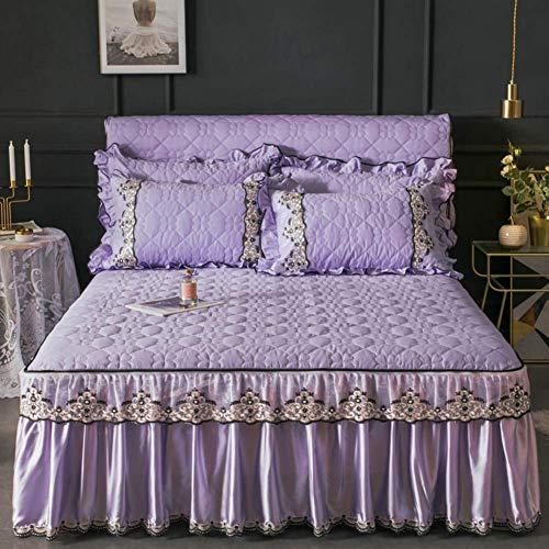 MWPO Colchón de cojín Tatami futón Grueso japonés, tapete para el Piso, cojín para colchón, cojín para Dormir Antideslizante, colchón de Cama Plegable-L 90x200cm...