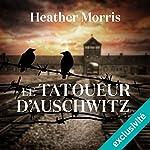 Page de couverture de Le tatoueur d'Auschwitz