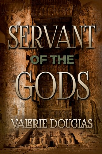 Book: Servant of the Gods by Valerie Douglas