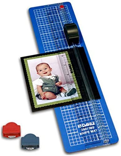 Dahle 360 Trim Ruler Craft Trimmer by Dahle